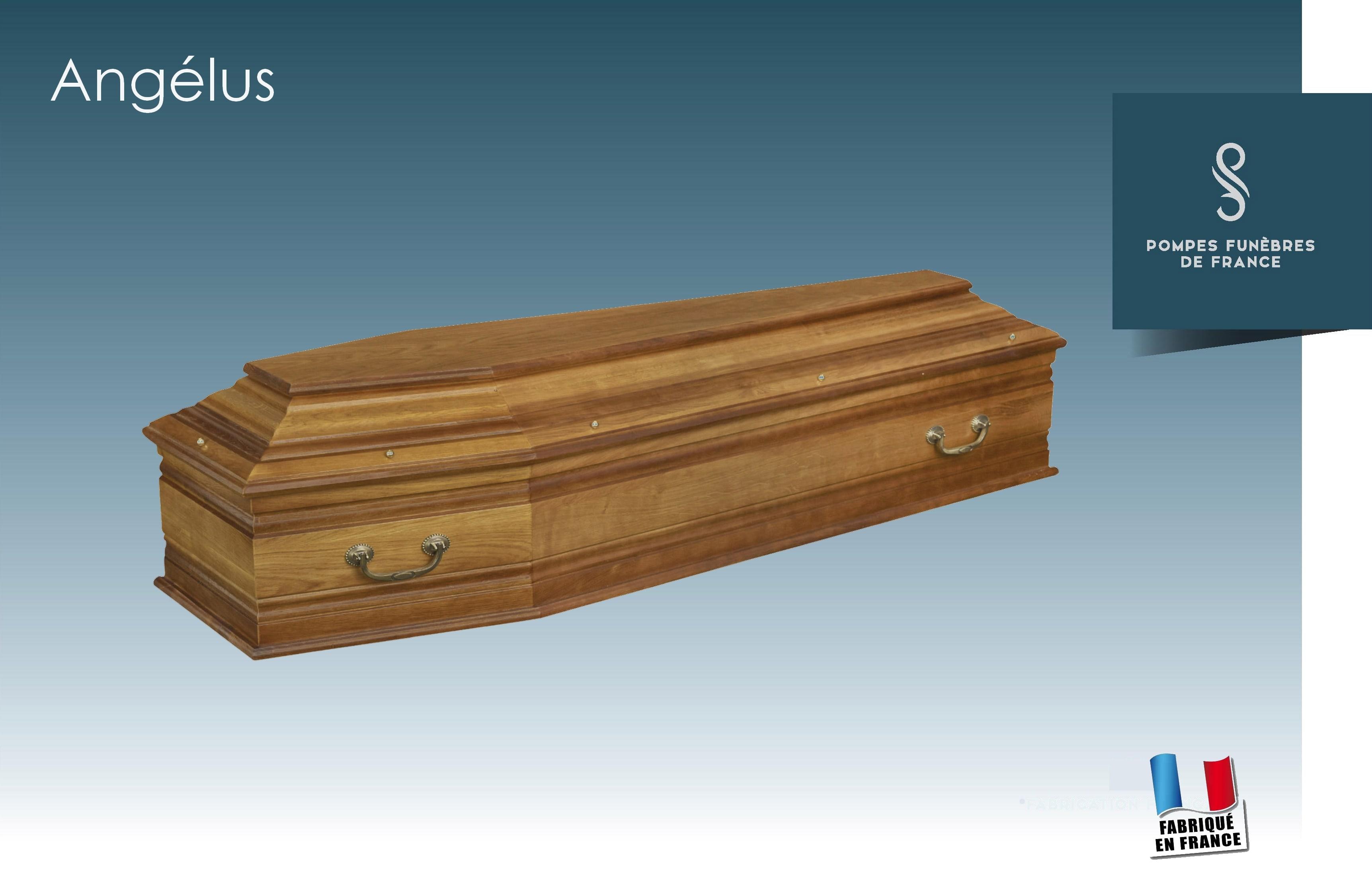 Cercueil Angélus