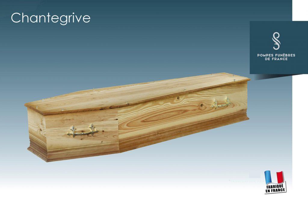 Cercueil Chantegrive