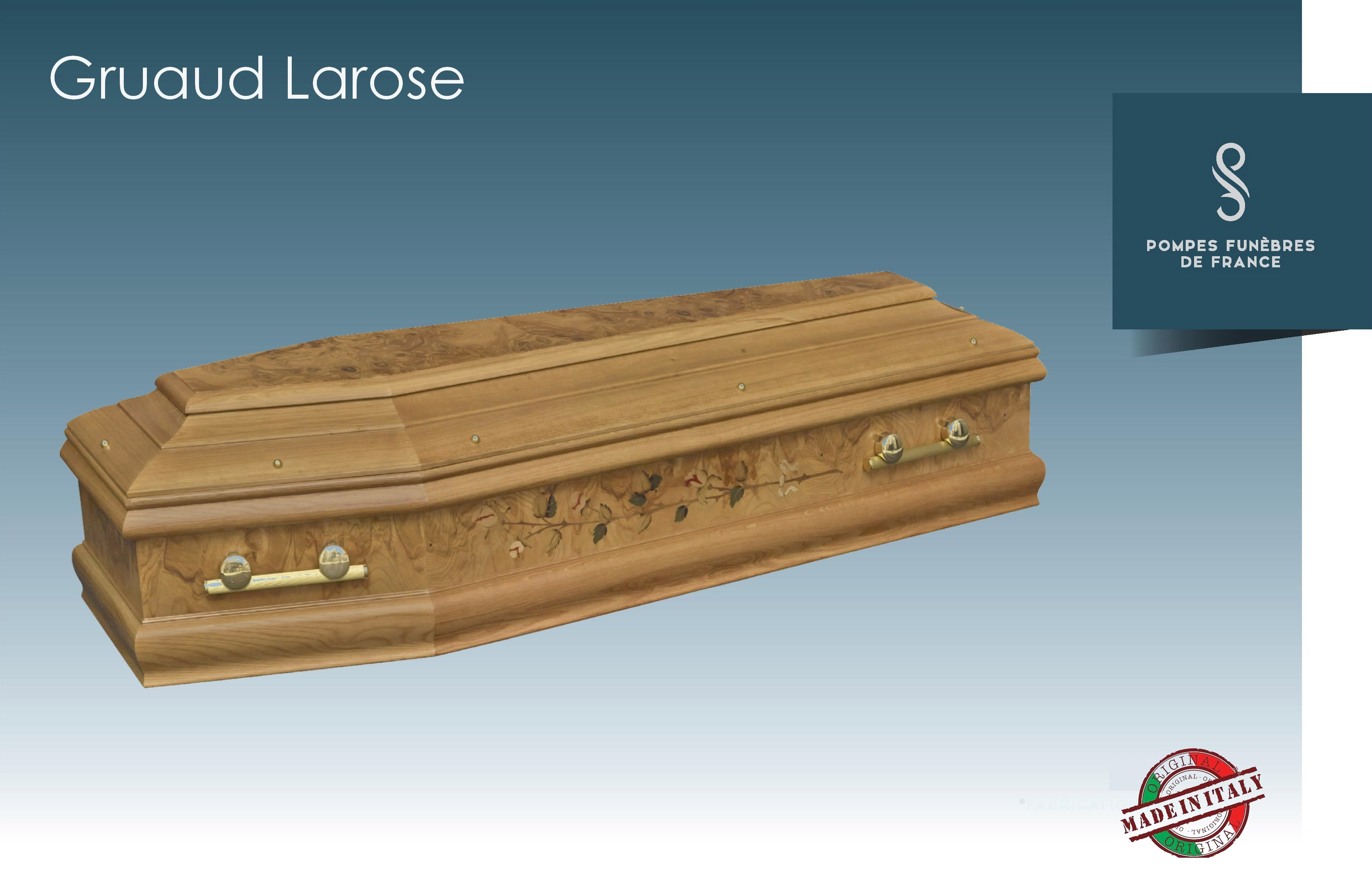 Cercueil Gruaud Larose