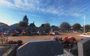 Les cimetières de La Ville-aux-Dames